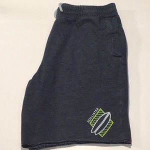 Hollister Navy Shorts